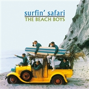 BEACH BOYS - SURFIN' SAFARI (IT)