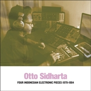 SIDHARTA, OTTO - FOUR INDONESIAN ELECTRONIC PIECES 1979-1984