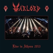 WARLORD (USA) - LIVE IN ATHENS