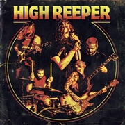 HIGH REEPER - HIGH REEPER (BLACK)