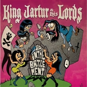 KING JARTUR & HIS LORDS - UP IN THE BATTLEMENT (FOLC)