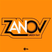 "ZANOV - GREEN RAY (+7"")"