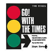 TIMES - GO! WITH THE TIMES (+CD)
