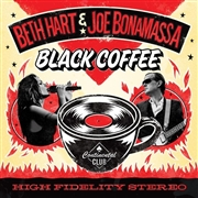 HART, BETH -& JOE BONAMASSA- - BLACK COFFEE (BLACK/2LP)