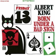 KING, ALBERT - BORN UNDER A BAD SIGN (180G)
