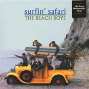 BEACH BOYS - SURFIN' SAFARI PLUS CANDIX RECORDINGS