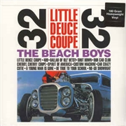 BEACH BOYS - LITTLE DEUCE COUPE (RUS)