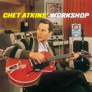 ATKINS, CHET - CHET ATKINS' WORKSHOP (180GR)