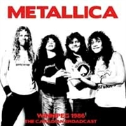 METALLICA - WINNIPEG 1986 (2LP)