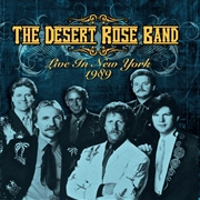 DESERT ROSE BAND - LIVE IN NEW YORK 1989