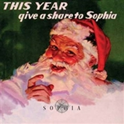 SOPHIA (SWEDEN) - (BLACK) THIS YEAR GIVE A SHARE TO SOPHIA