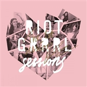 RIOT GRRRL SESSIONS - THE 1ST SESSION (GOLD)