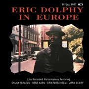 DOLPHY, ERIC - IN EUROPE