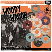 VARIOUS - WOODY WAGON, VOL. 3