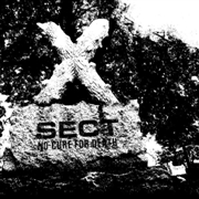 SECT (USA) - NO CURE FOR DEATH (WHITE)