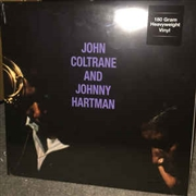 COLTRANE, JOHN -& JOHNNY HARTMAN- - JOHN COLTRANE & JOHNNY HARTMAN (RUS)