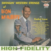 MCAULIFF, LEON - SWINGIN' WESTERN STRINGS OF LEON MCAULIFF