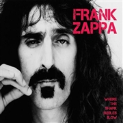 ZAPPA, FRANK -& THE MOTHERS OF INVENTION- - WHERE THE SHARK BUBBLES BLOW (5CD)