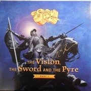 ELOY - (PART I) THE VISION, THE SWORD AND THE PYRE (2LP)
