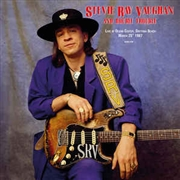 VAUGHAN, STEVIE RAY -& DOUBLE TROUBLE- - LIVE AT OCEAN CENTER DAYTONA BEACH... (2LP)