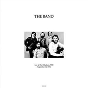 BAND - LIVE AT THE PALLADIUM, NYC 1976, WNEW-FM (2LP)