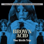 VARIOUS - BROWN ACID: THE SIXTH TRIP (BLACK)