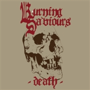 BURNING SAVIOURS - DEATH (RED)
