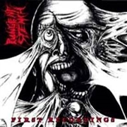 PUNGENT STENCH - (BLACK) FIRST RECORDINGS