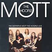 MOTT THE HOOPLE - DEFINITIVE MOTT THE HOOPLE LIVE (2CD)