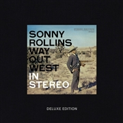 ROLLINS, SONNY - WAY OUT WEST: DELUXE EDITION (2LP)
