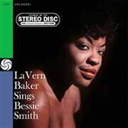 BAKER, LAVERN - SINGS BESSIE SMITH