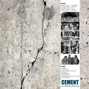 CEMENT - UTMANINGEN (+CD)
