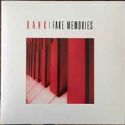 RANK - FAKE MEMORIES (+CD)