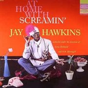 HAWKINS, SCREAMIN' JAY - AT HOME WITH... (RUS)