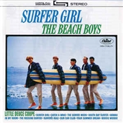 BEACH BOYS - SURFER GIRL (RUS)