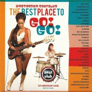 VARIOUS - BEST PLACE TO GO! GO!-AMSTERDAM BEAT CLUB... (2LP)