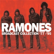 RAMONES - BROADCAST COLLECTION '77-'95 (9CD)