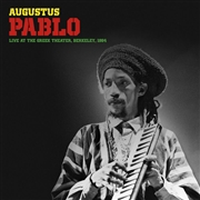 PABLO, AUGUSTUS - (IT) LIVE AT THE GREEK THEATRE, BERKELEY, 1984