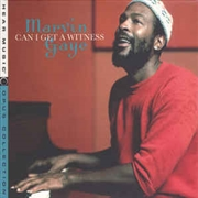 GAYE, MARVIN - CAN I GET A WITNESS