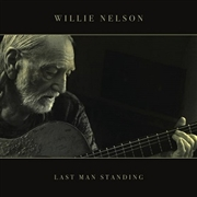 NELSON, WILLIE - LAST MAN STANDING