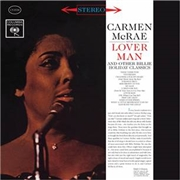 MCRAE, CARMEN - SINGS LOVER MAN & OTHER BILLIE HOLIDAY CLASSICS
