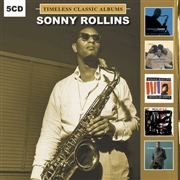ROLLINS, SONNY - TIMELESS CLASSIC ALBUMS (5CD)