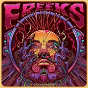 FREEKS - CRAZY WORLD (PURPLE)