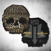 ANTI-FLAG - AMERICAN ATTRACTION (SHAPED PD)