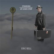 BELL, ERIC - STANDING AT A BUS STOP