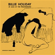 HOLIDAY, BILLIE - AT JAZZ AT THE PHILHARMONIC (IT)