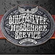 QUICKSILVER MESSENGER SERVICE - WINTERLAND 1967-1975 (4CD)