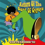 RETURN OF THE BAND OF GYPSYS (2CD) - SAN FRANCISCO '84 (2CD)