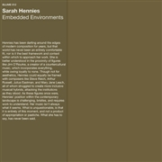 HENNIES, SARAH - EMBEDDED ENVIRONMENTS