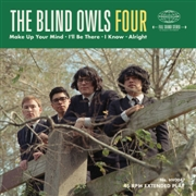 BLIND OWLS - FOUR (BLACK)